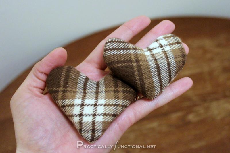 DIY Pocket Hand Warmers - Practically Functional
