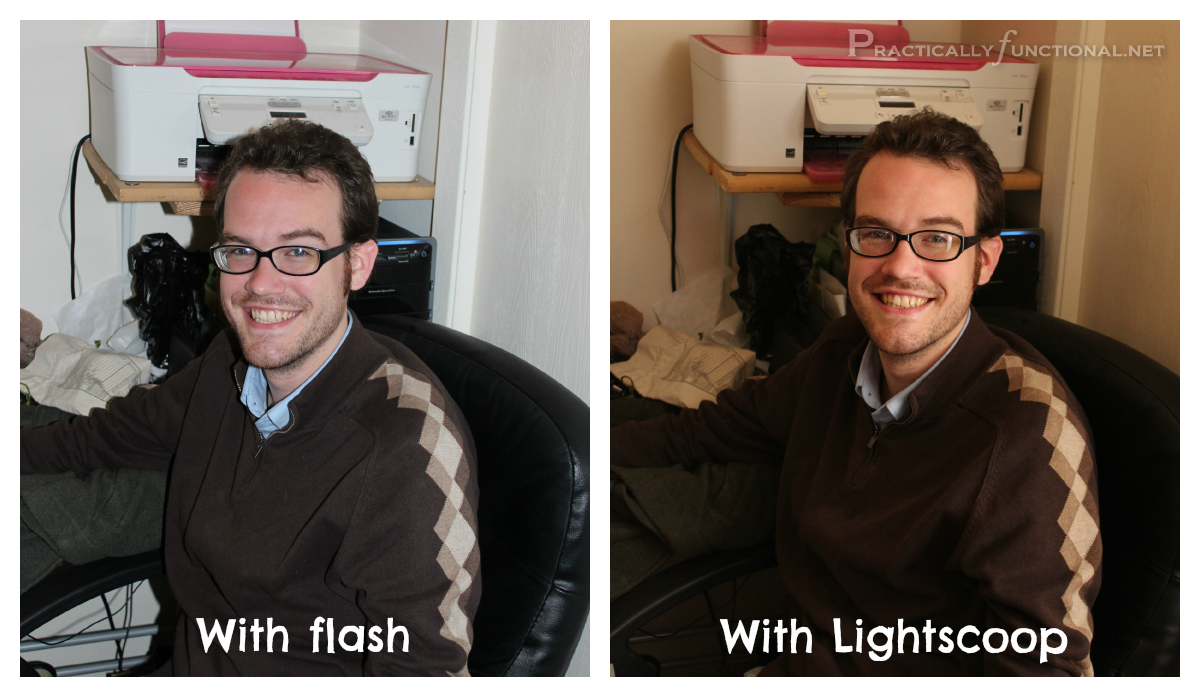Lightscoop Comparison