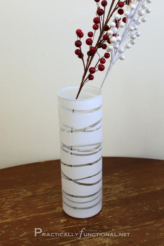 Birch Bark Vase Practically Functional