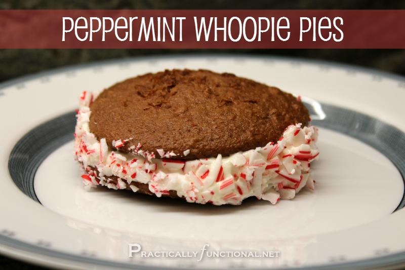 Birthday Cake Peppermint Fluffs