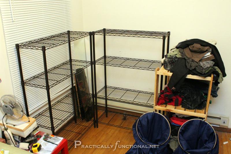 Craft Project Storage Box