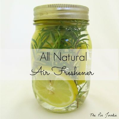 All Natural Air Freshener from The Pin Junkie