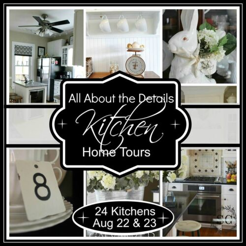 All About The Details: Kitchen Tour!