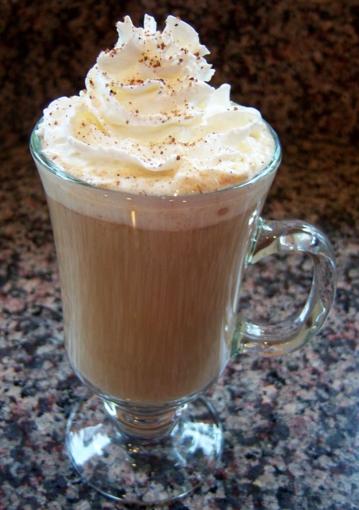 Copycat Pumpkin Spice Latte from Who Needs A Cape
