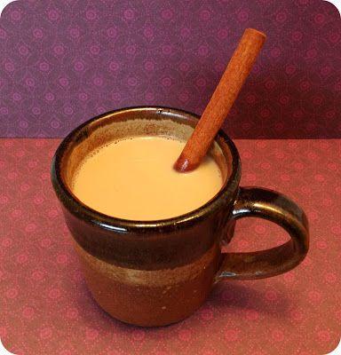 Creamy Vegan Chai Tea In The Slow Cooker from Vegan Mother Hubbard