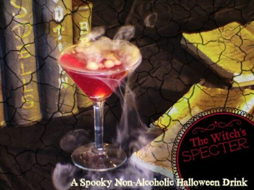 The Witch's Specter Halloween Drink for Adults and Kids from Thirty-One 10