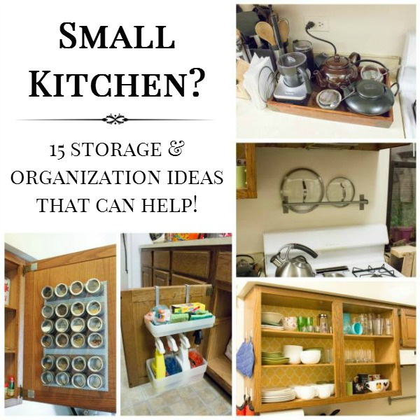 storage ideas for small apartment kitchens 15 small kitchen storage amp organization ideas 27562