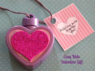 Bubbles Valentine from Our Pinteresting Family