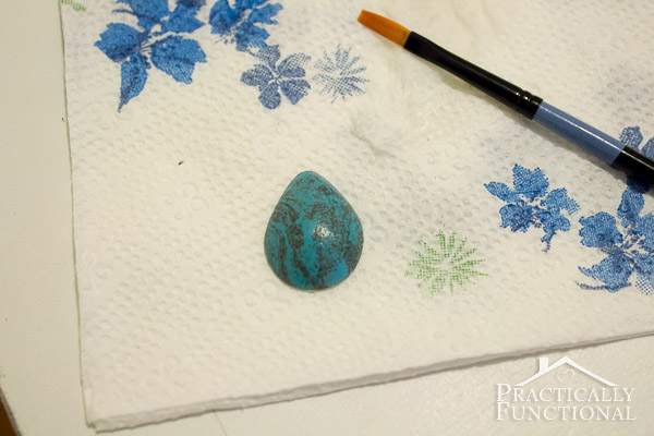 Faux Turquoise Jewelry With Polymer Clay