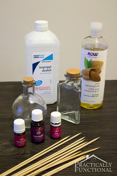 Reed Diffuser For Small Room