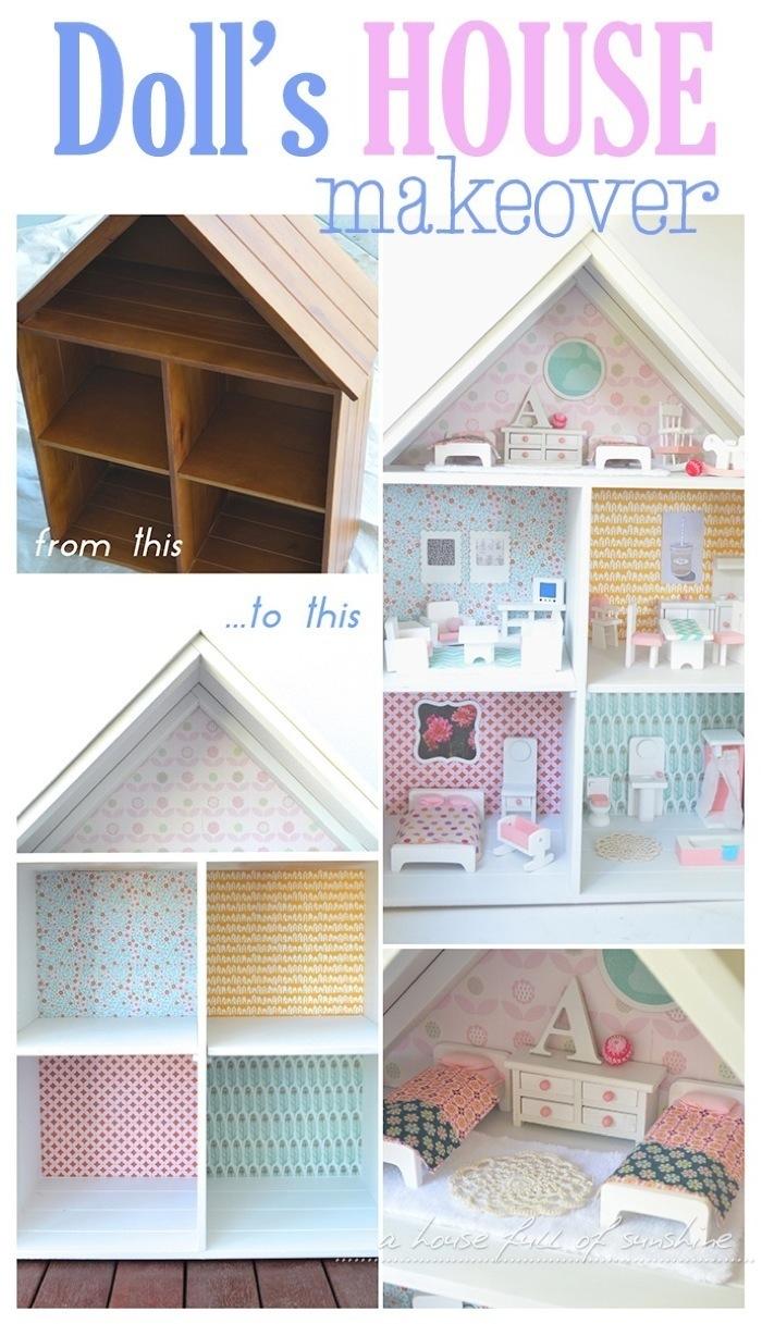 Make Dolls House Bedding