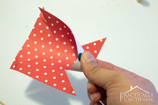 How To Make A Pinwheel-6