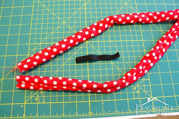 How to make a turban headband-3