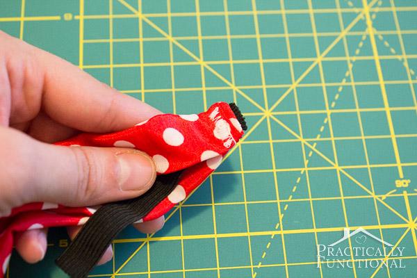 How to make a turban headband-6