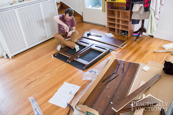Decorating With Pre-Fab Furniture-2