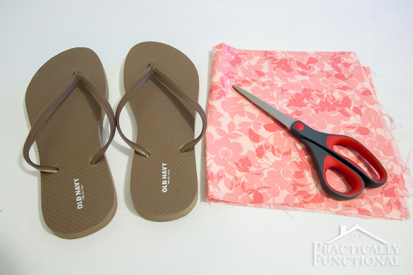 71b17dd71b084d How To Make Fabric Flip Flops For Under  5!