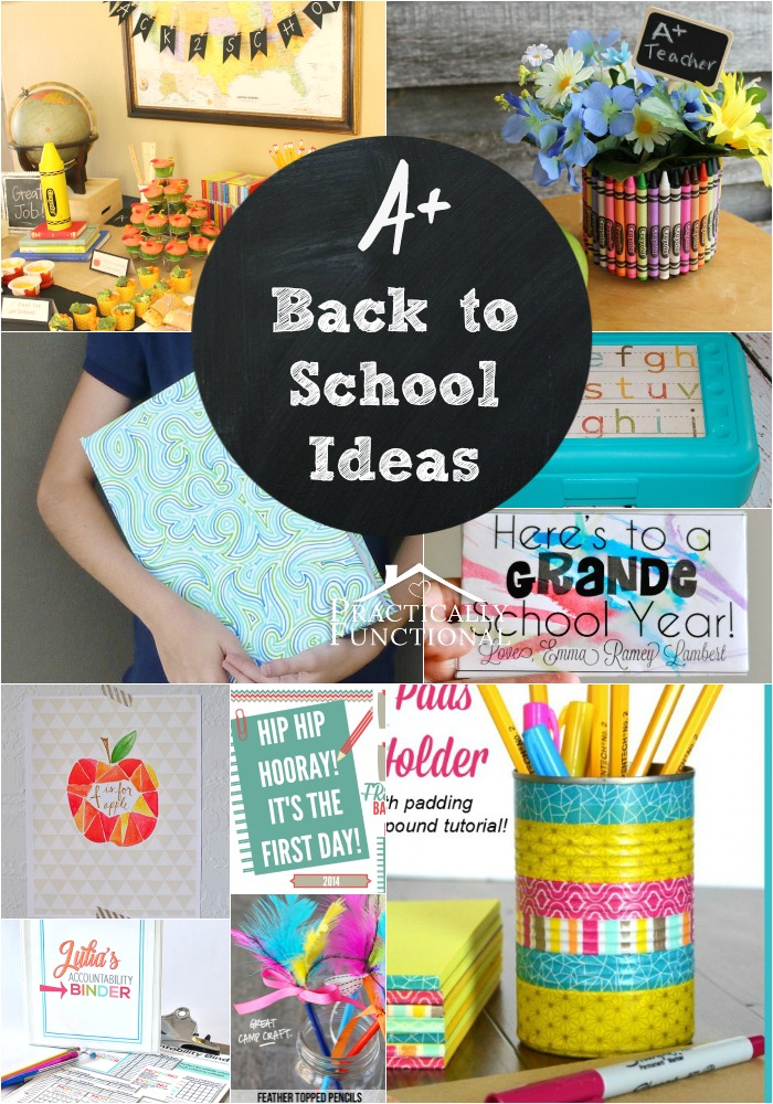 Fun back to school ideas for Back to school decoration