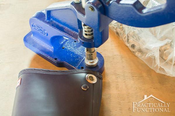 DIY Lace Up Rain Boots-7
