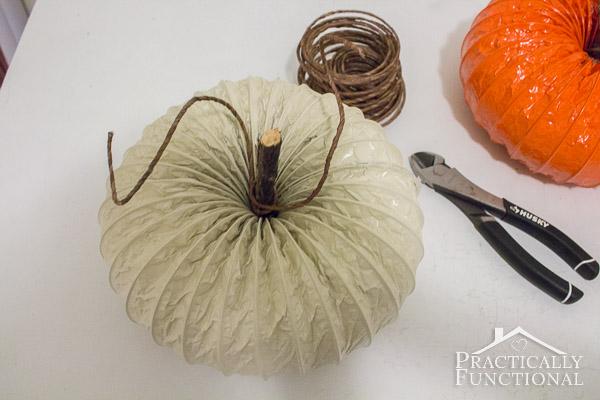 Dryer Vent Pumpkins-10