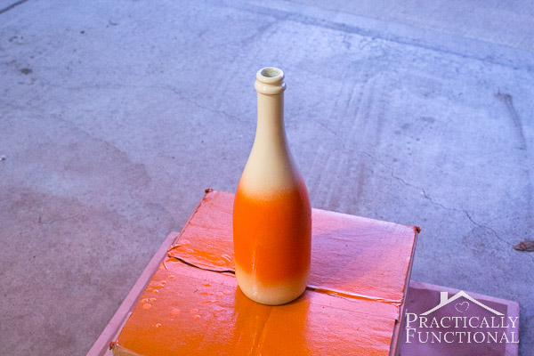 DIY Candy Corn Bottles-4
