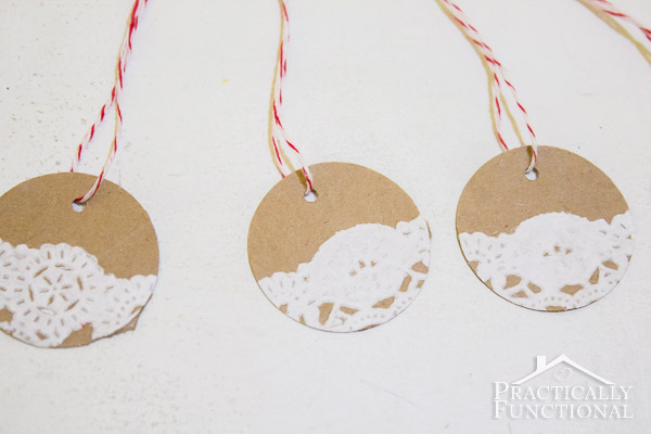 DIY Paper Doily Holiday Gift Tags-7