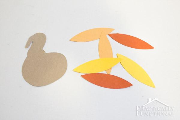 Thanksgiving Crafts For Kids - Thankful Paper Turkeys-3