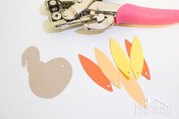 Thanksgiving Crafts For Kids - Thankful Paper Turkeys-4
