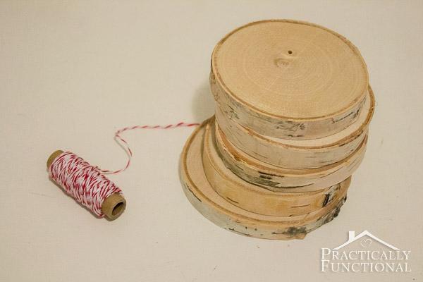 DIY Wood Slice Ornaments-2