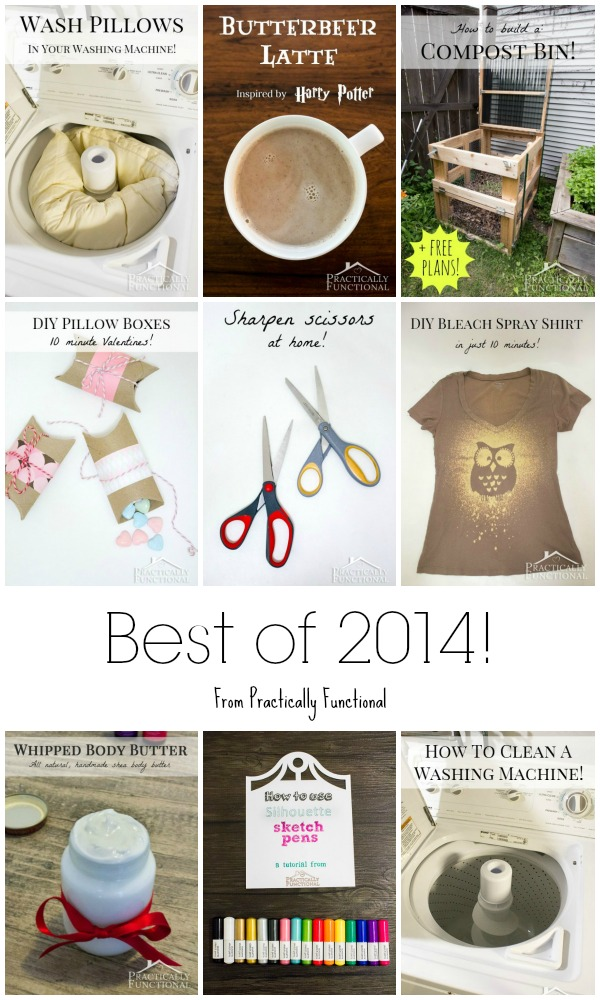 Best projects of 2014 from Practically Functional!