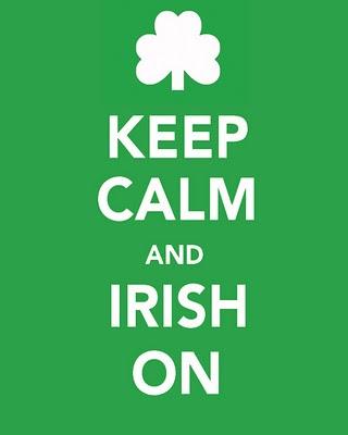 St. Patrick's Day Keep Calm Prints