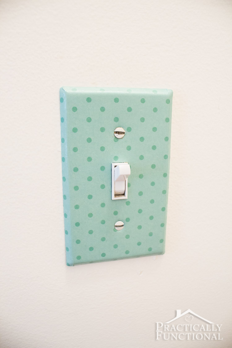Diy Decorative Light Switch Covers Practically Functional