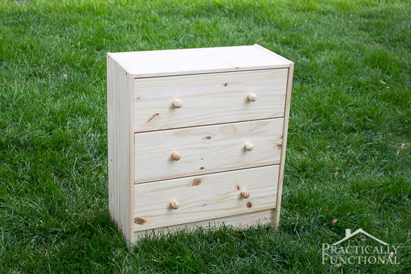Ideal Rast Ikea Hack Make Your Own Hollywood Regency Nightstand