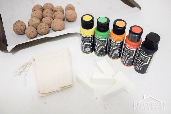 DIY Stenciled Garden Party Favor Bags-2