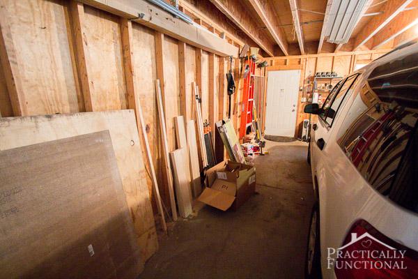 Garage Remodel Plans-4 & Garage Remodel Plans: The Before!