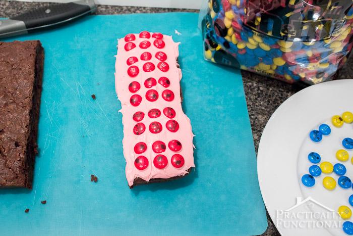 DIY Lego Brownies-6