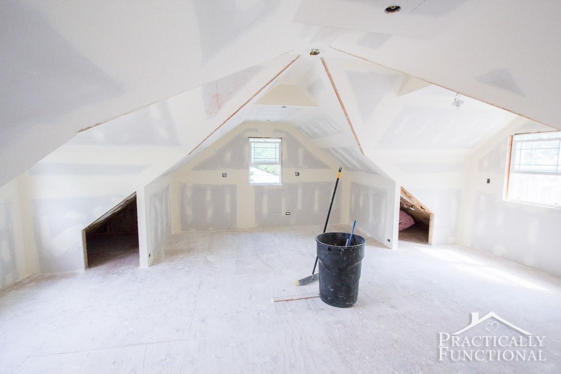 Garage Ceiling Paint Colors