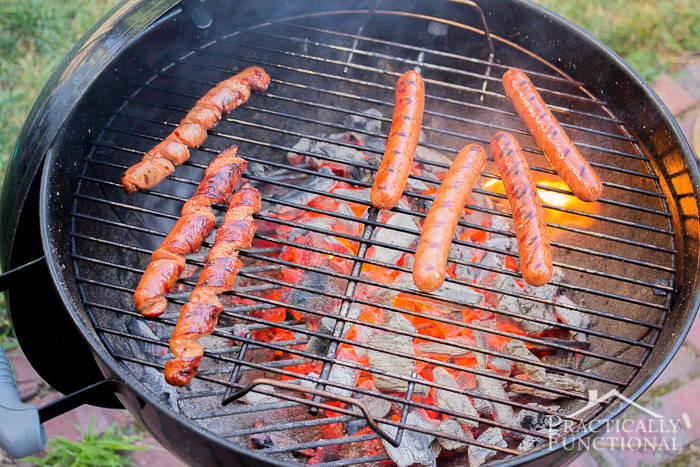 How To Grill Hot Dogs- Grilling Hot Dogs 101-8