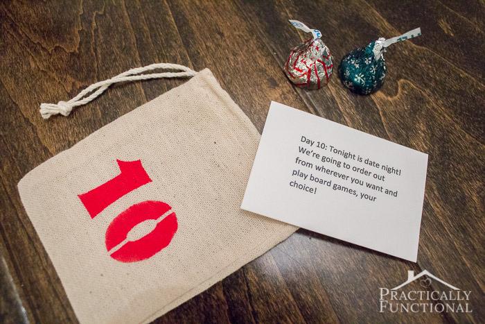 Diy Chocolate Advent Calendar : Diy chocolate advent calendar
