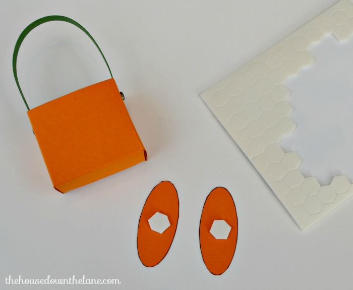 Photo #14 DIY Mini Pumpkin Favor Boxes
