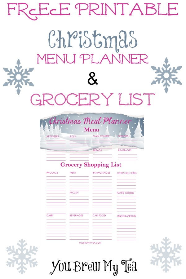 Free Holiday Menu Announcement Emails For Restaurants