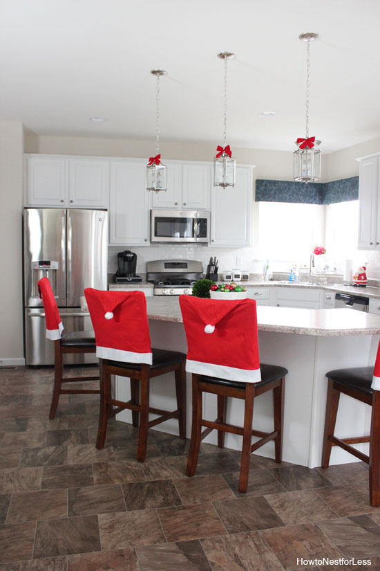 Christmas Kitchen Decor - and 13 other great Christmas projects!