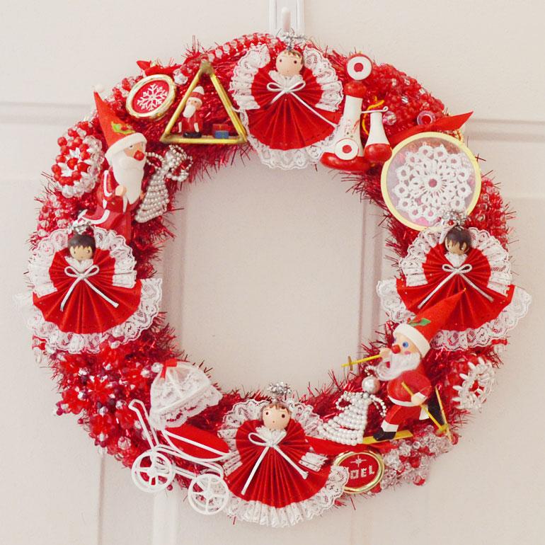 So Creative 11 Diy Holiday Wreaths