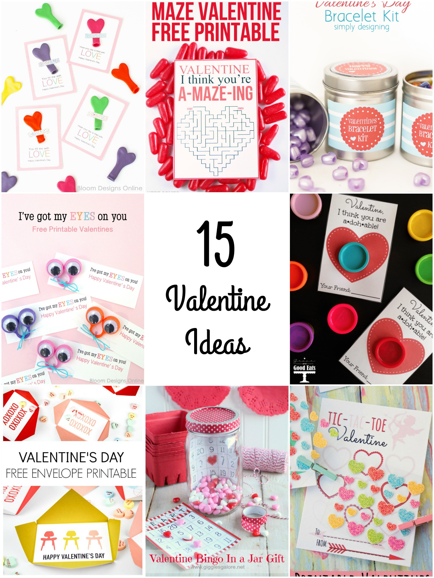 15 Valentines To Give This Year