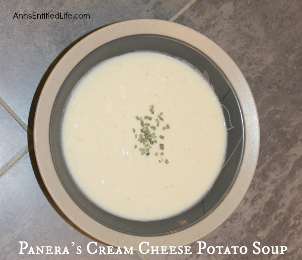 Copycat Panera Cream Cheese Potato Soup - and 26 other delicious comfort food recipes!