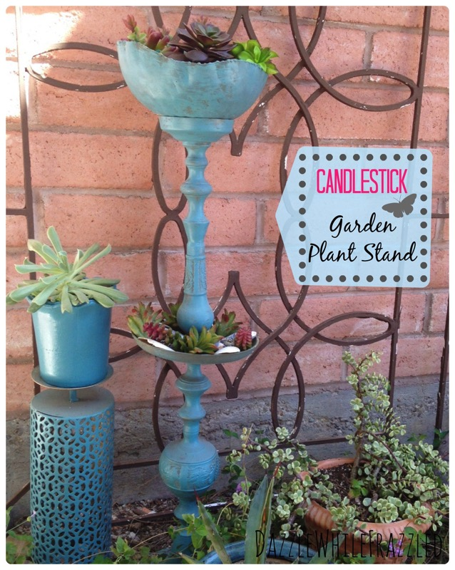 So Creative! 11 Amazing DIY Outdoor Projects on Amazing Plant Stand Ideas  id=53363