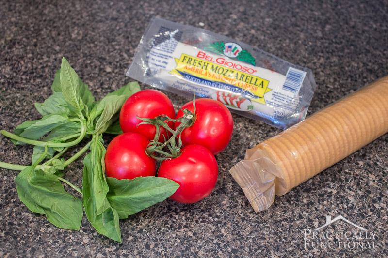 Caprese Ritzwich Recipe 3