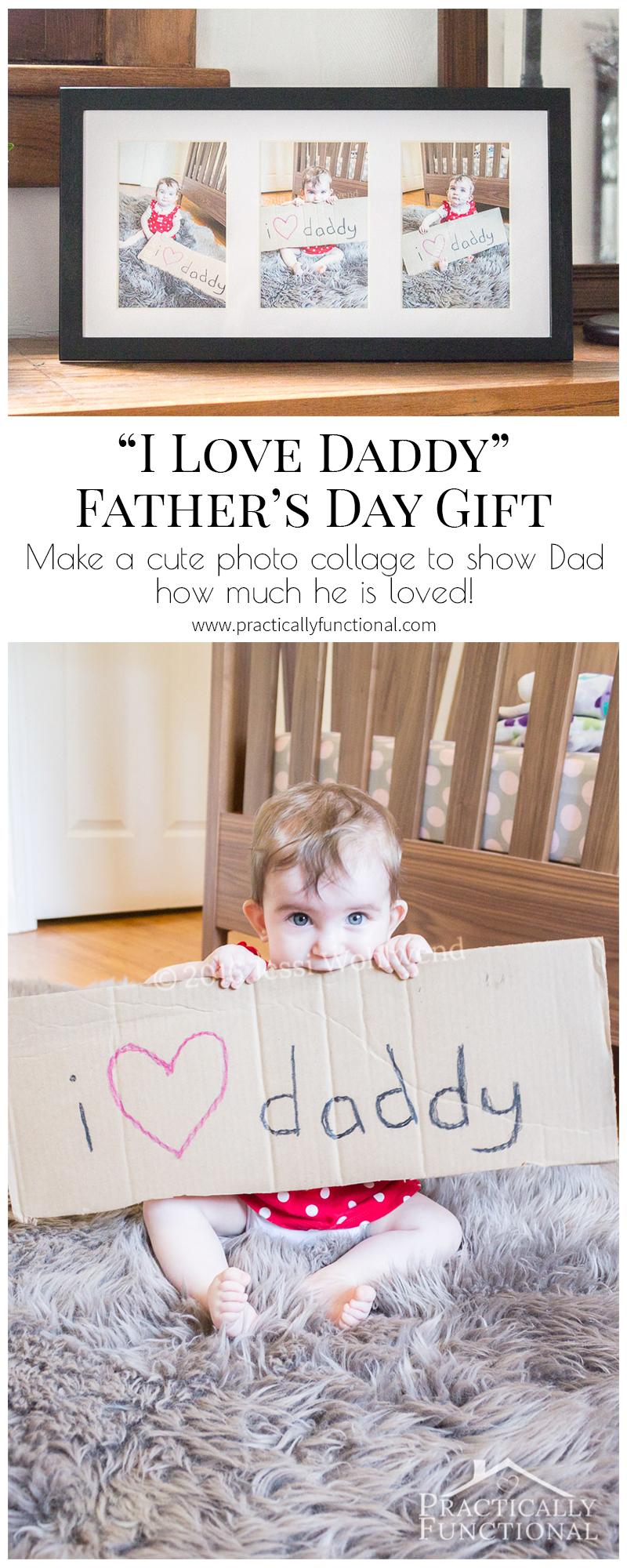 I Love Daddy\