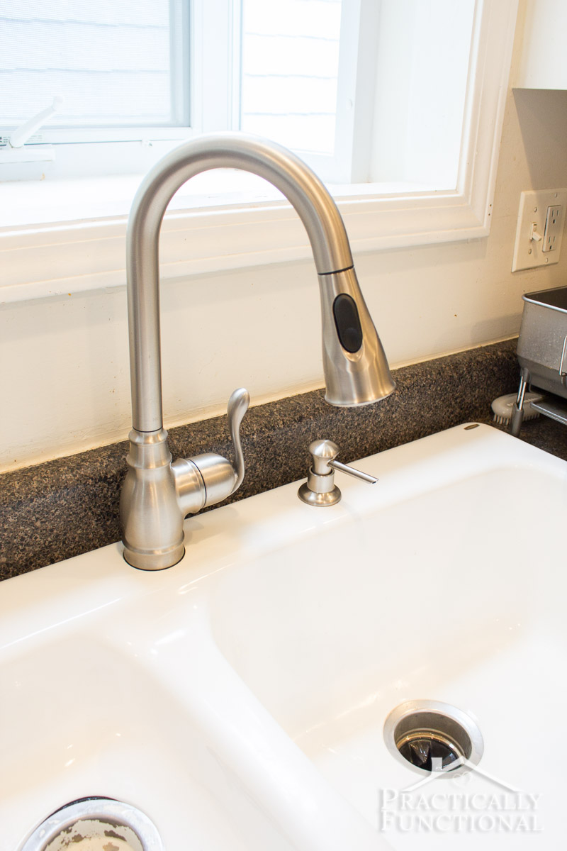install kitchen sink faucet how to install a kitchen faucet 18819