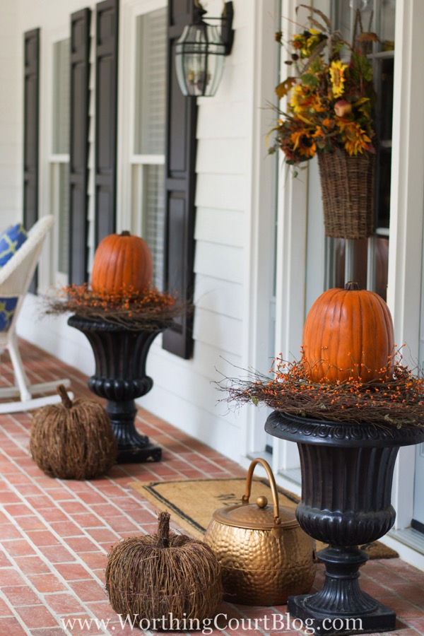 10 Fall Porch Ideas