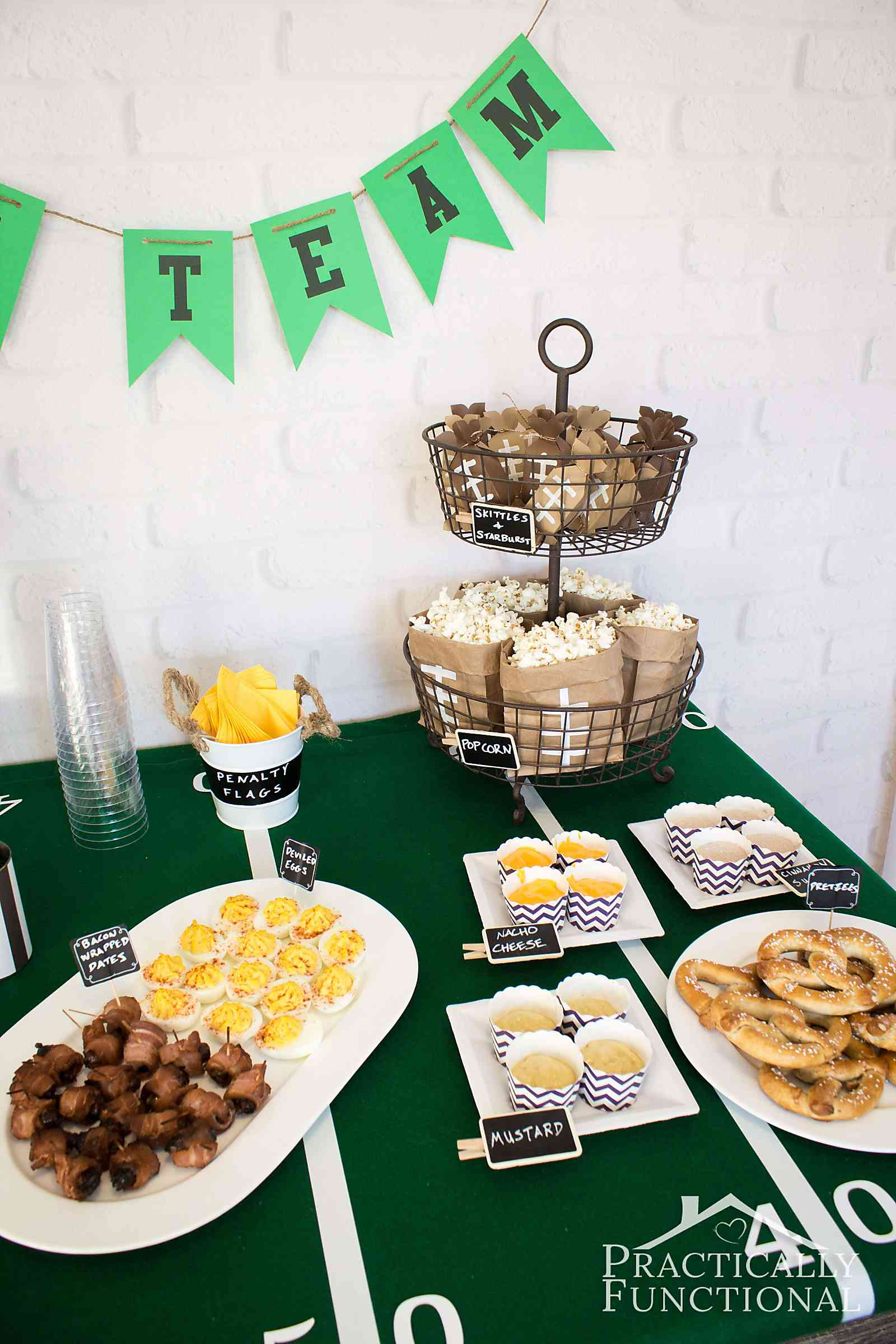 11 Super Bowl Party Ideas That Will Score Major Hostess Points 11 Super Bowl Party Ideas That Will Score Major Hostess Points new photo